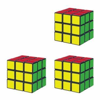 Bộ 3 Đồ chơi Rubik Cube 3X3