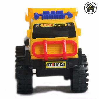 Mô hình xe ben (Vàng) SP5