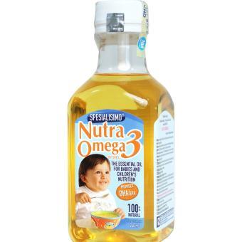 Dầu cá hồi Nutra Omega 3 240ml