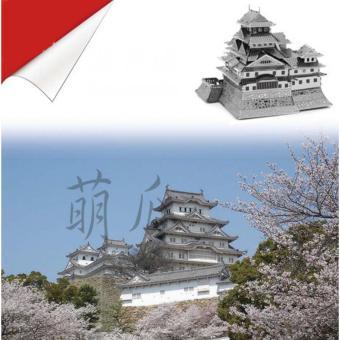 Bộ xếp hình 3D kích thích tư duy Lâu đài HIMEJI Nhật Bản ALCC