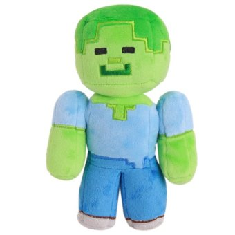 LALANG Minecraft Zombie Plush Stuffed Animal Doll Toy - intl