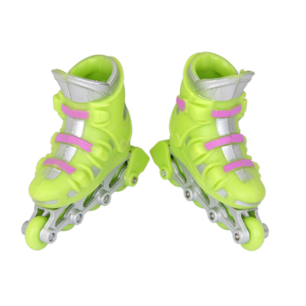 1Pair Finger Roller Skates Sport Games Kids Gift - Intl