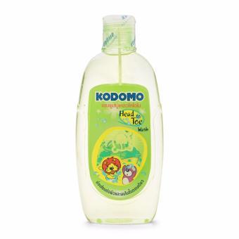 Dầu tắm gội Kodomo cho trẻ 200ml