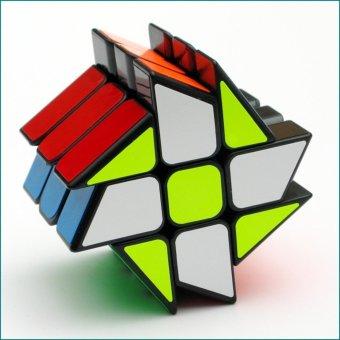 Đồ chơi rubik biến thể hình xiên Cube YJ mới