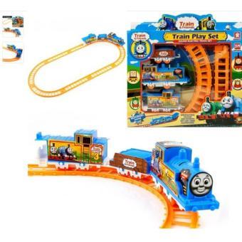 Đồ Chơi Đường Ray Xe Lửa Train Play Set