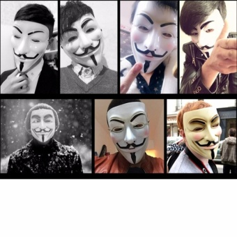 Mặt nạ Hacker mặt nạ Anonymous