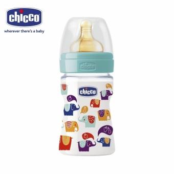 Bình sữa voi con núm cao su 150ML