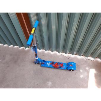Xe Trượt Scooter Phát Sáng 3 Bánh Có Chuông