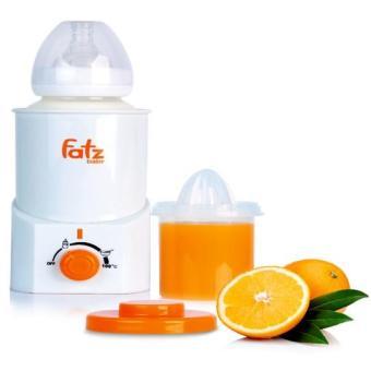 Máy Hâm Sữa Tiện Lợi Đa Chức Năng Fatzbaby