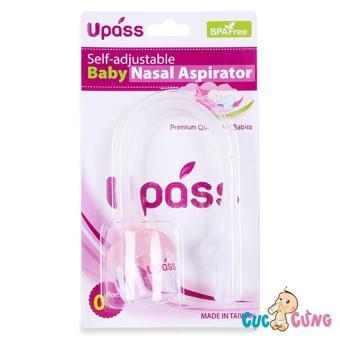Hút mũi dây cho bé Upass UP1006CH (Hồng)