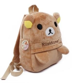 Balo hình gấu Rilakkuma (loại vừa)
