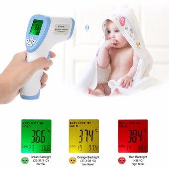 Máy đo nhiệt kế hồng ngoại - Cao cấp, Siêu bền, giá rẻ nhất, Mới nhất 2017 - Bảo Hành Uy Tín - TechOne