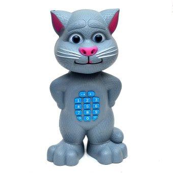 Mèo Tôm biết nhại thông minh - kể truyện cho bé Menbro -Vietstore(Xám)