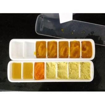 Combo 2 Khay trữ đông đồ ăn dặm cho bé
