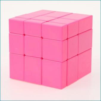 Đồ chơi Rubik Mirro Pink 3x3x3