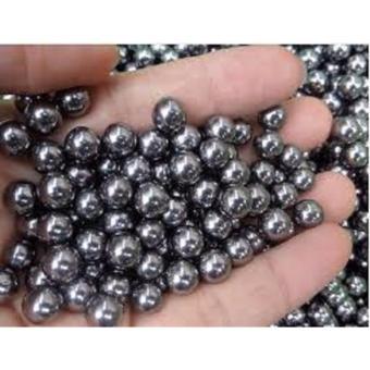 Gói 100 hạt đạn đồ chơi tiêu chuẩn cho các loại ná và Pocket Shot (Bạc)