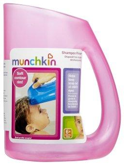 Ca tắm gội Munchkin MK27110 (Hồng)