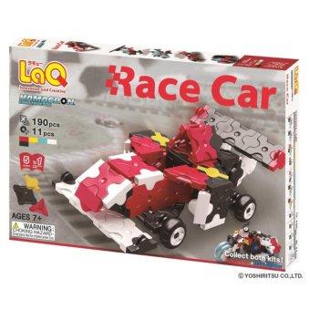 Bộ lắp ráp LaQ Hamacron Constructor RACE CAR