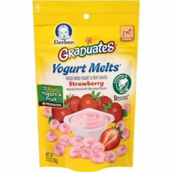 Sữa Chua Khô Gerber Yogurt Melts