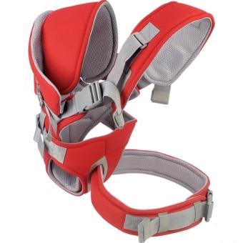 Địu em bé 6 tư thế BảoLong DB00135D (Đỏ)