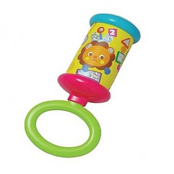 Chuông hình sư tử bằng nhựa Toy Royal 113334
