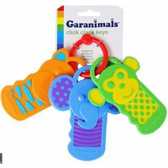 Bộ đồ chơi và gặm nướu 3 Chìa Khóa cho bé