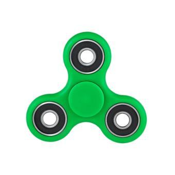 Đồ chơi cá nhân Fidget Spinner con quay vô trọng lực cao cấp NV B1 (Lá)