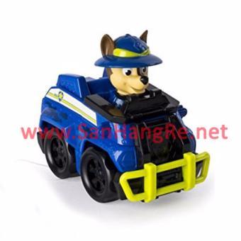 Đồ chơi xe chó Paw Patrol Racer - Jungle Chase