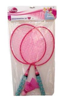 Bộ vợt cầu lông Disney Princess (Hồng)