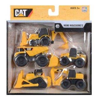 Bộ 5 xe mô hình CAT CAT34601
