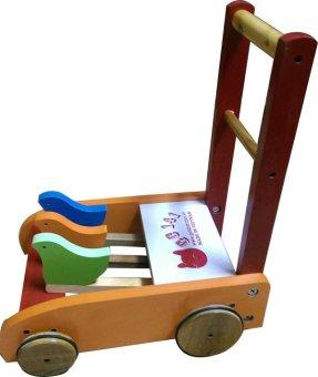 Xe tập đi bằng gỗ tự nhiên GC141 cho bé