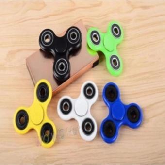Sản phẩm giúp xả Stress đồ chơi con quay Fidget Spinner (Vàng)