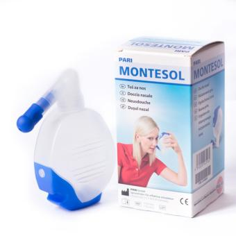 Bình rửa mũi Pari Montesol