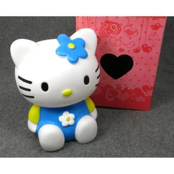 Hộp đựng tiền tiết kiệm mèo Hello Kitty cho bé