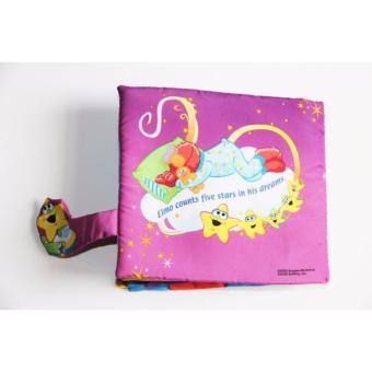 Sách vải Twinkle Elmo