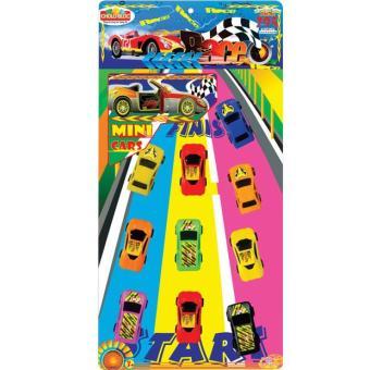Bộ đồ chơi xếp hình 295 (L10 - Vĩ 10 xe đua nhỏ)