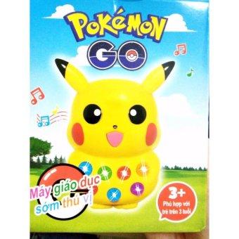 Pokemon Go kể chuyện thông minh 7 trong 1 cho bé (Vàng)
