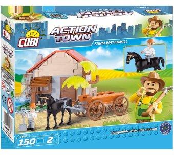 Bộ đồ chơi lắp ráp nông trại COBI-1862