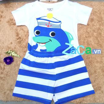 Bộ quần áo cho trẻ 100 % cotton Size 2 (7-9kg) hàng Việt Nam (ngẫu nhiên nếu hết mẫu)