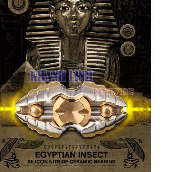 Con quay Spinner Gyro EDC bằng hợp kim cao cấp (xác ướp Ai Cập)