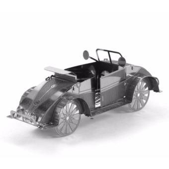 Xếp hình 3D kim loại THE BEACH BUGGY CAR ALCC(Xám)