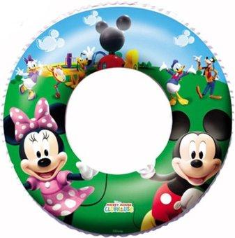 Phao tròn Bestway Mickey 91004