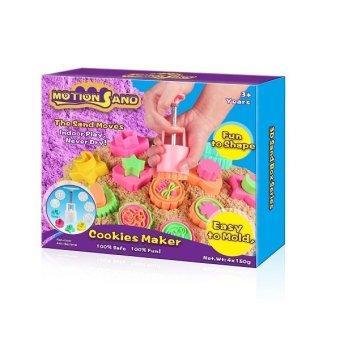 Bộ đồ chơi cát tạo hình các loại bánh