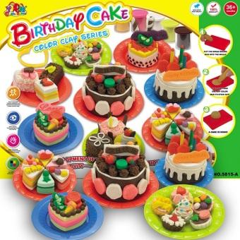 Bộ đất nặn Birthday Cake cho bé RoyalKid1330