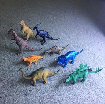CÔNG VIÊN KỈ JURA - Bộ sưu tập khủng long cho các bé