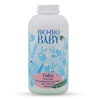 Phấn rôm Organic Bio Bio Baby 250 (Trắng xanh)