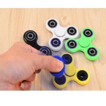 Đồ Chơi Con Quay Giúp Xả Stress Fidget Spinner Loại 1 (Đen)