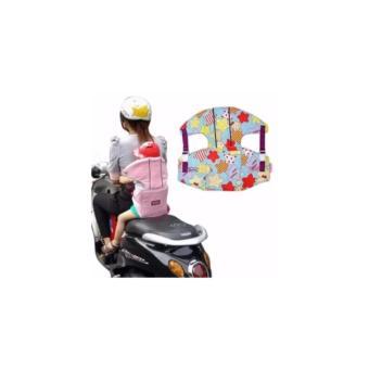 Đai an toàn khi đi xe máy dành cho bé(có đỡ cổ)