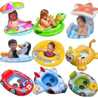 Phao bơi trẻ em hình thú