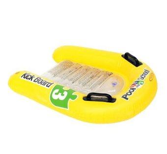 Phao tập bơi cho bé Kick Board Intex58167